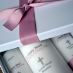 Beautiful Candles for Christening or Baptism
